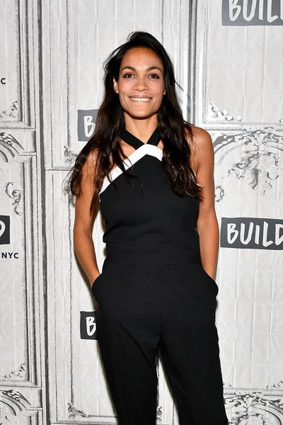 Rosario Dawson visits the Build Series to discuss her work with the Lower Eastside Girls Club.