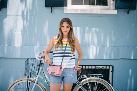 Colorful Stripes - Outfit Inspo For What to Wear Today - Photos