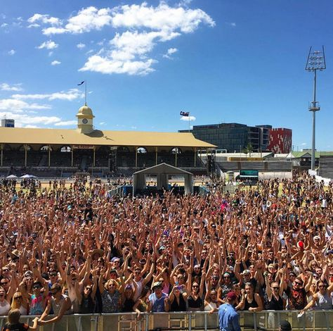 Festivals to Go to Around the World | Stereosonic