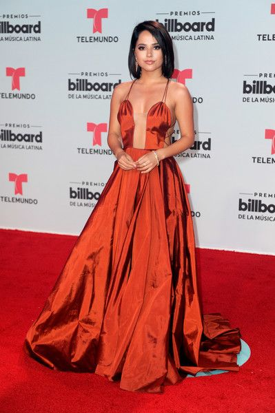 Becky G attends the Billboard Latin Music Awards.