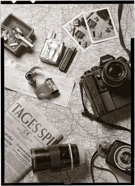 Imagen gratis en Pixabay - Negro, Blanco Y Negro