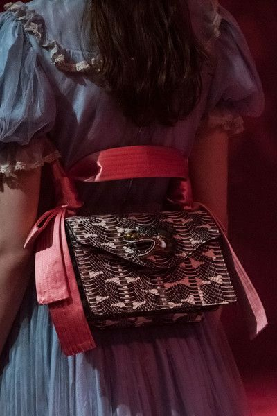 Gucci, Spring 2017 - Milan's Chicest Runway Handbags - Photos