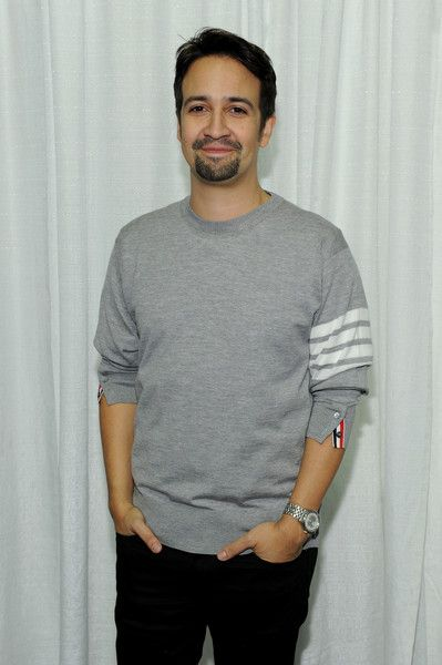 Lin-Manuel Miranda  attends the 5th Annual Festival PEOPLE En Espanol in NYC.