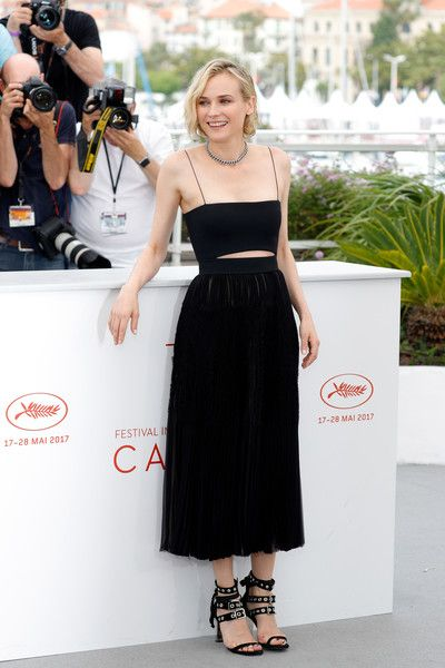 "Diane Kruger Photos Photos - Actress Diane Kruger attends ""In The Fade (Aus Dem Nichts)"" Photocall during the 70th annual Cannes Film Festival at Palais des Festivals on May 26, 2017 in Cannes, France. - 'In The Fade (Aus Dem Nichts)' Photocall  Photocall - The 70th Annual Cannes Film Festival"