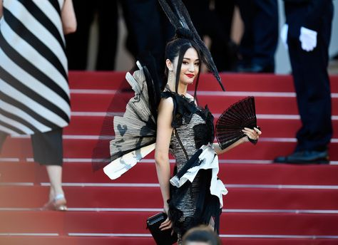Lan Yan - The Most Daring Gowns From the 2017 Cannes Film Festival - Photos
