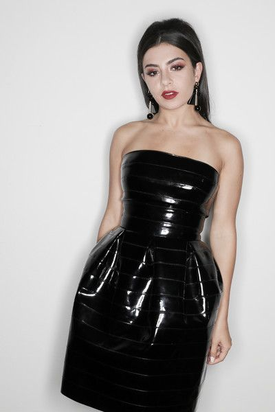 Charli XCX poses for a portrait during amfAR Milano 2016 at La Permanente on September 24, 2016 in Milan, Italy.