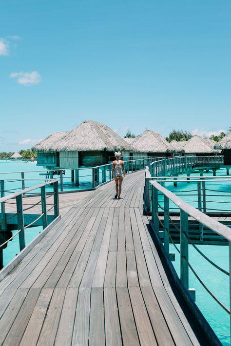 Back at the Four Seasons Bora Bora!