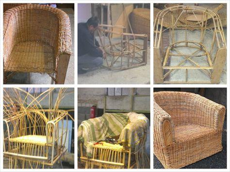 Плетёная мебель своими руками мастер класс 56