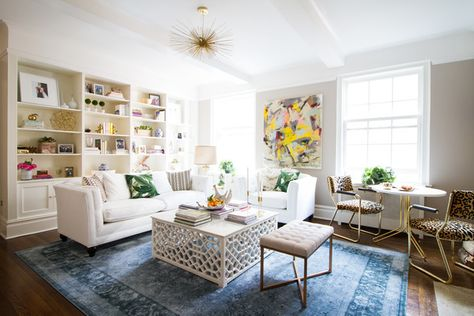 Color Me Coordinated - These Furniture Arrangements Are #SquadGoals - Photos