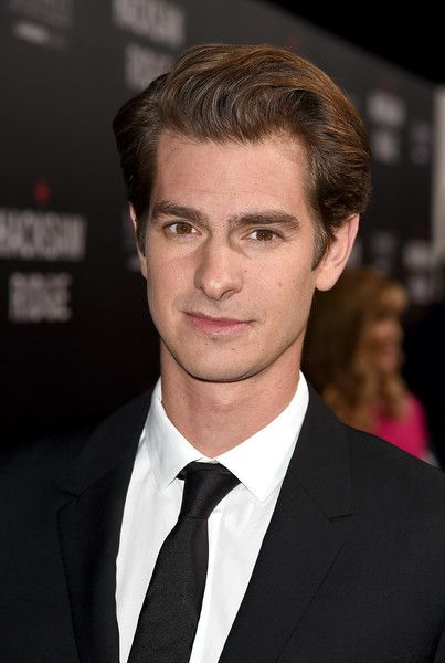 Actor Andrew Garfield attends a screening of Summit Entertainment's 'Hacksaw Ridge.'