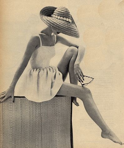 Take a Dip - Fabulous Photos of '50s Beachwear - Photos