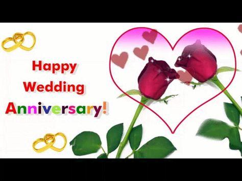 Anniversary wedding