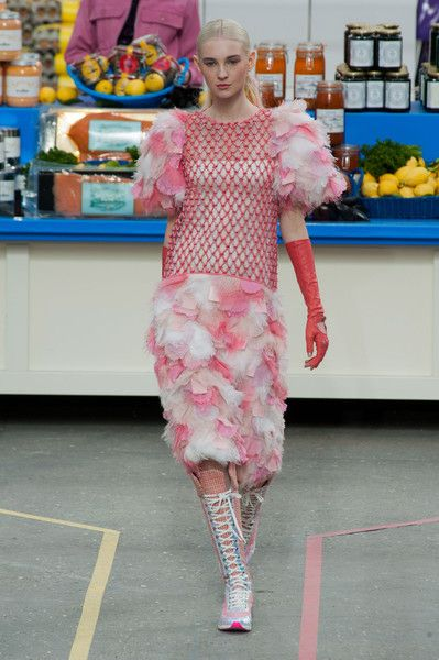 Chanel, Fall 2014 - The Most WTF Runway Moments of the Last 5 Years - Photos