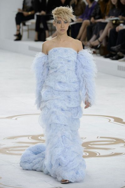 Chanel Couture, Fall 2014 - The Most WTF Runway Moments of the Last 5 Years - Photos