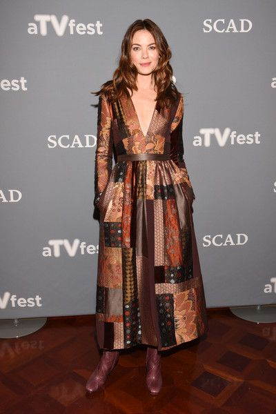 Michelle Monaghan attends aTVfest 2016.