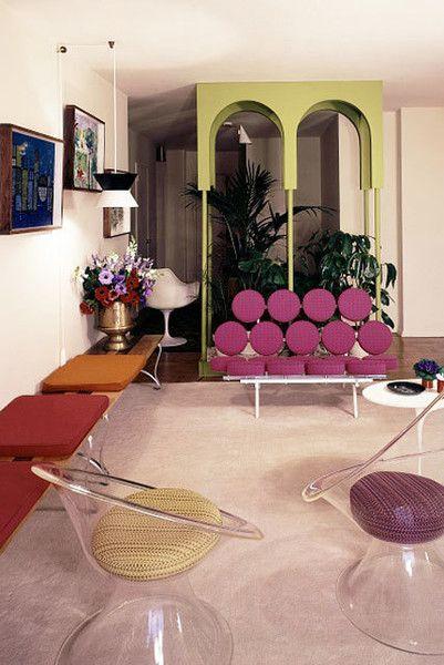 1960s - Design Trends Through The Decade - Photos