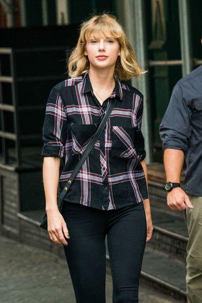 Taylor Swift is seen.