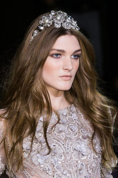Don't Miss These Beautiful Couture Details | Elie Saab
