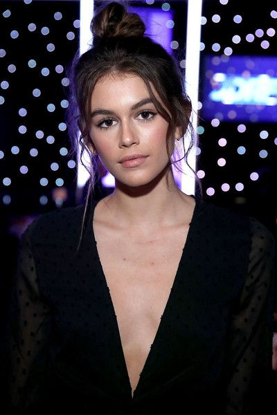 Model Kaia Gerber attends JDRF LA's IMAGINE Gala to benefit type 1 diabetes research at The Beverly Hilton.