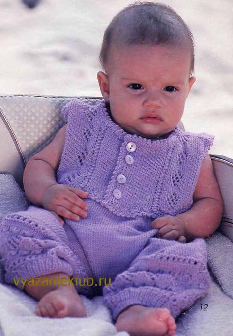 Вязание малышам от 0 до 18 месяцев 73