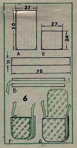 Как сшить мужскую сумку через плечо своими руками выкройки 60