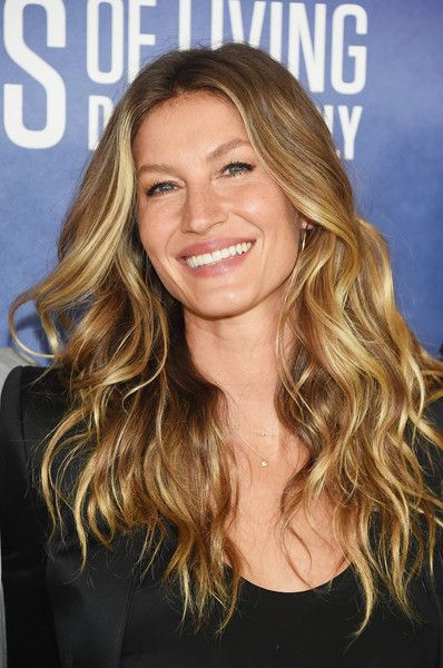 Model Gisele Bundchen attends National Geographic's 'Years of Living Dangerously.'