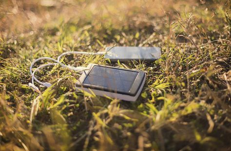 Portable Phone Charger - Crucial Things You Need To Have With You On Your Wedding Day - Photos