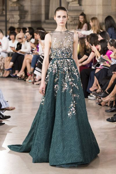 Georges Hobeika, Fall 2016 - The Most Extraordinary Dresses at Paris Couture Week Fall 2016 - Photos