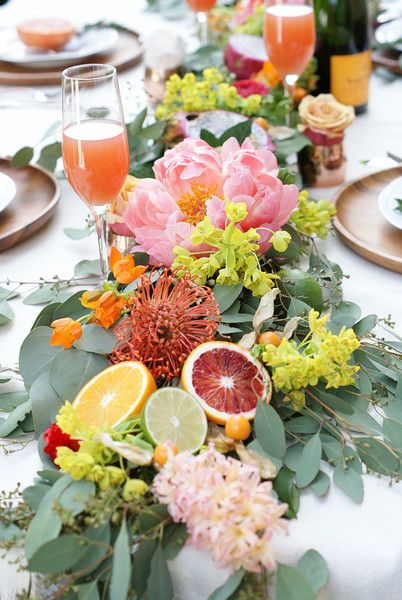 Decorate - Throw A Brunch Party Like A Pro With These Expert Ideas - Photos