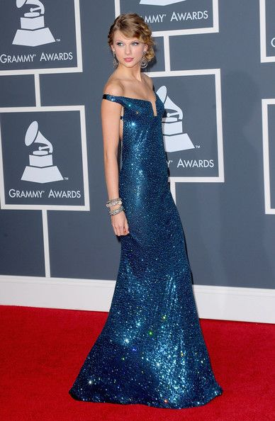 The Only Grammy Dresses You Need to Remember   Taylor Swift, 2010 Grammy Awards