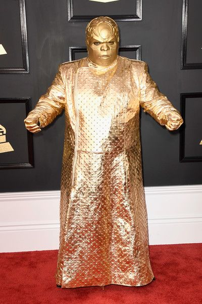 Cee-Lo Green - The Most WTF Fashion at the 2017 Grammy Awards - Photos
