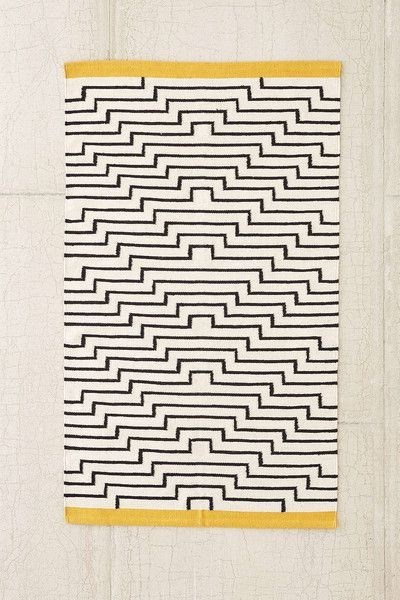 Cool and Affordable Rugs: Look No Further Than Urban Outfitters