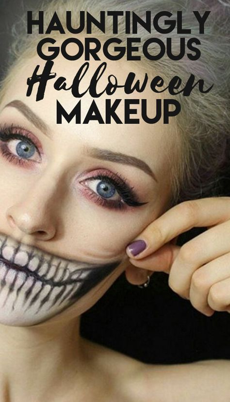 The Most Hauntingly Gorgeous Halloween Makeup Looks on Instagram