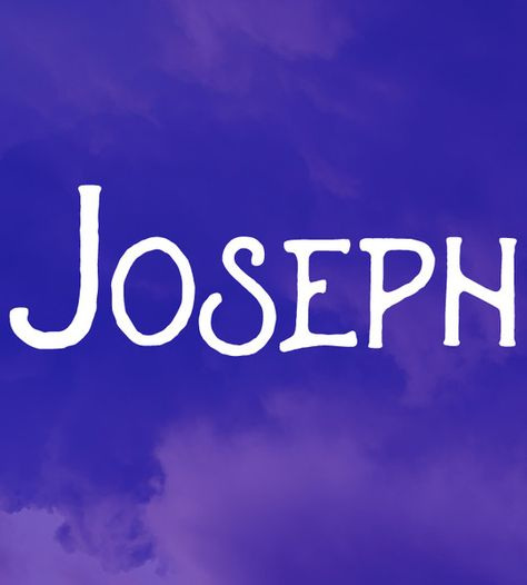 Joseph - Baby Names That Parents Wish They Hadn't Used - Photos