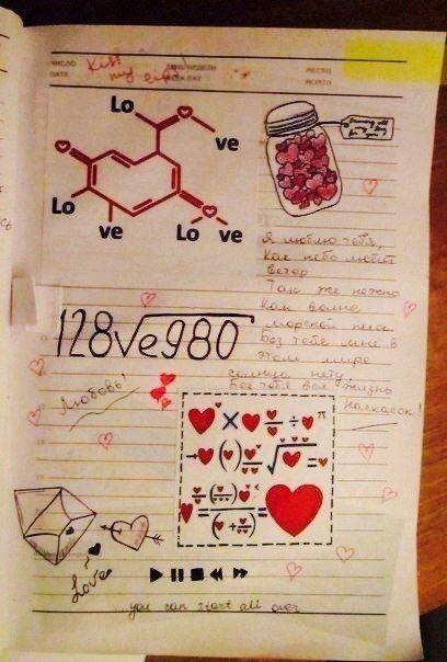 Формула любви фото идеи для лд