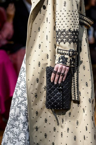 Valentino, Fall 2017 - These Runway Handbags From Paris Tell Us What Will Be Trending Next Fall - Photos