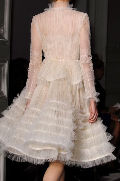 Valentino Spring 2013 Couture Details - Valentino's Most Stunning Couture Runway Details of the Decade - Photos