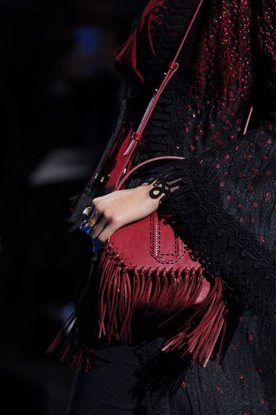 Elie Saab, Fall 2016 - The Most Fabulous Fall '16 Runway Purses - Photos
