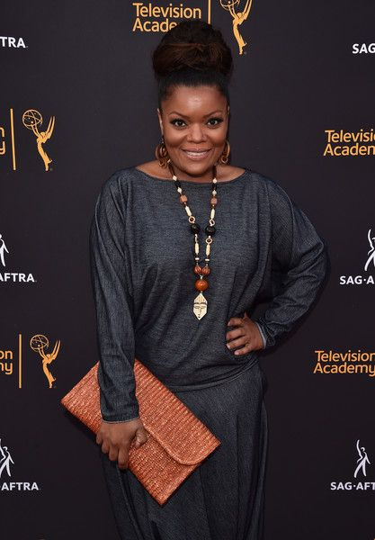Actress Yvette Nicole Brown attends the Television Academy and SAG-AFTRA's 4th Annual Dynamic and Diverse Celebration at The Saban Media Center.