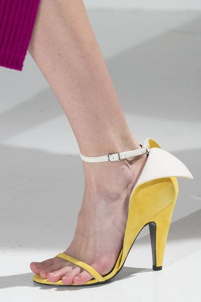 Calvin Klein, Fall 2017 - The Best Shoes on the New York Runway - Photos