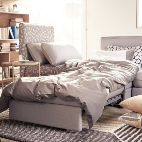 Comfy Convertibles - These Trends From Ikea's New Catalog Will Rule 2017 - Photos
