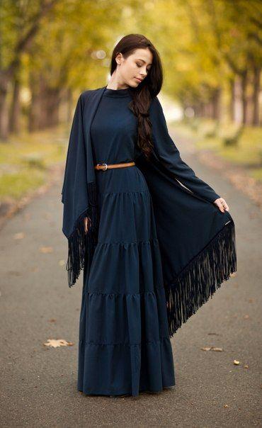 Платье для посещения церкви