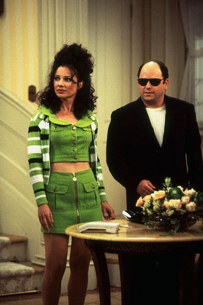 Balance Out Midriff With Long Sleeves - Style Lessons We Learned From 'The Nanny' - Photos