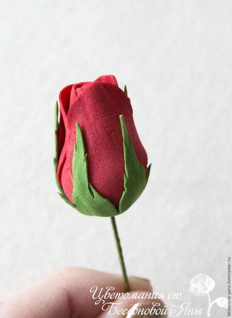Мастер-класс Украшение Моделирование конструирование МК Ободочки с розами Фоамиран фом фото 6 Фоамиран / Foam eva Pinterest