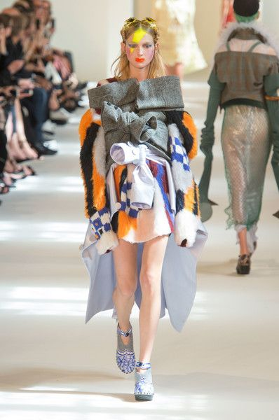 Maison Margiela Couture, Fall 2016 - The Most WTF Runway Moments of the Last 5 Years - Photos