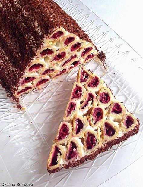 Кондитерские изделия рецепты торты избушка