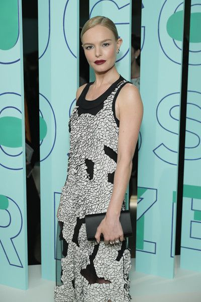 Actress Kate Bosworth attends the HUGO BOSS and GUGGENHEIM celebration of the 20th Anniversary of the HUGO BOSS Prize at Solomon R. Guggenheim Museum.