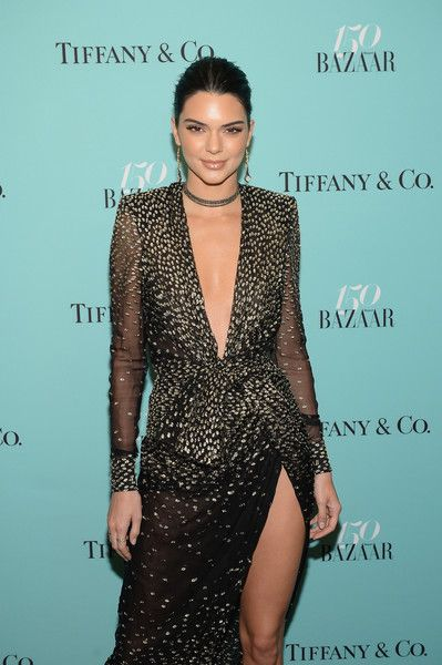 Kendall Jenner attends Harper's BAZAAR 150th Anniversary Event presented with Tiffany & Co.