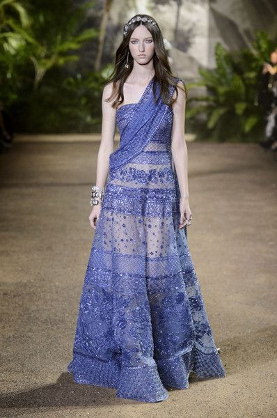 Couture's Dreamiest Dresses for Spring 2016 | Elie Saab