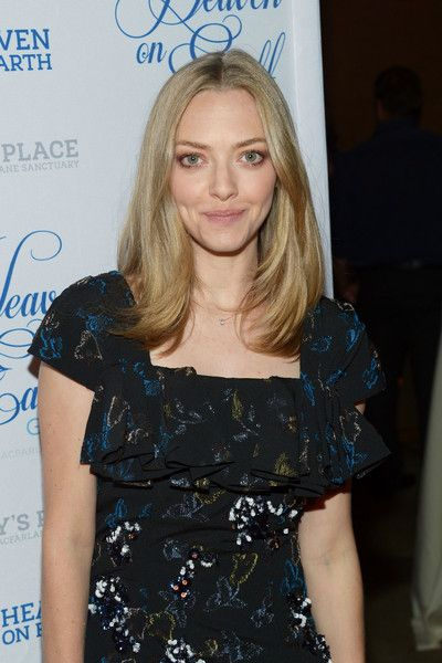 2016 Actress Amanda Seyfried attends the Heaven On Earth Gala, The Perry MacFarlane Legacy honoring 20th Century Fox TV Animation, Amanda Seyfried, and Karma Rescue on September 24, 2016 in Hollywood, California.